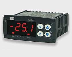 Controlador de temperatura analógico