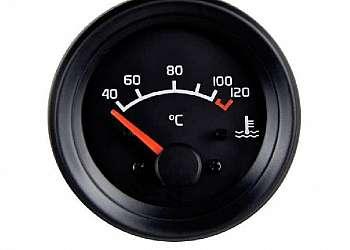 Indicadores de temperaturas