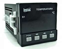 Indicador de temperatura 52mm