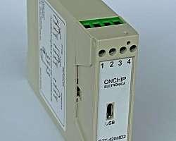 Transmissor de temperatura alta temperatura