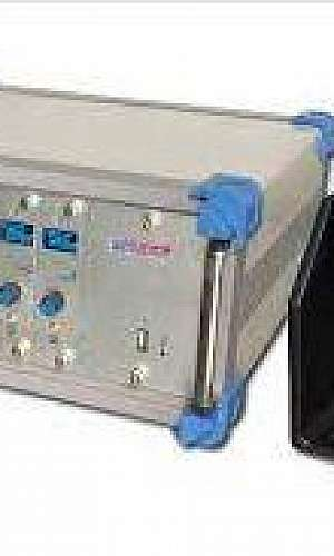 Calibração de medidor de vibração