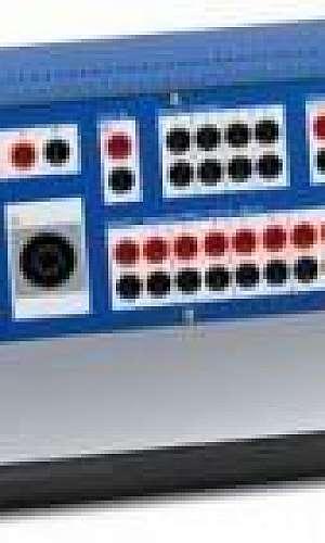 Calibração de relé em SP