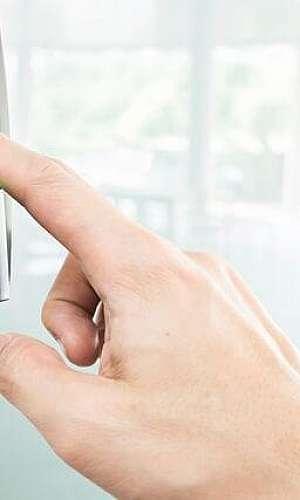 Controle de acesso eletrônico