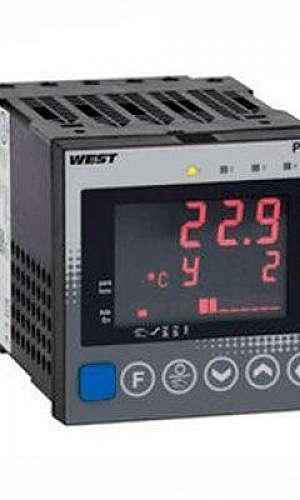 Distribuidor autorizado West Solution controlador de temperatura digital