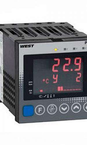 Distribuidor autorizado West Solution controlador de temperatura digital