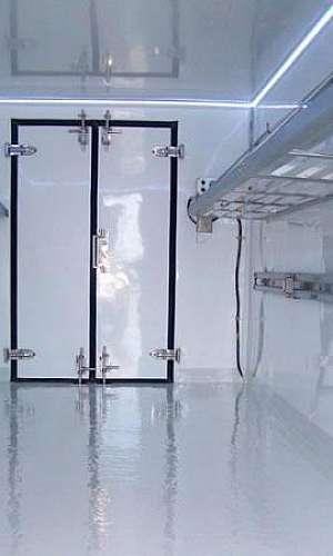 Fábrica de revestimentos de carga seca