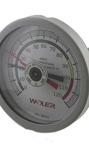 Fábrica termômetro bimetálico