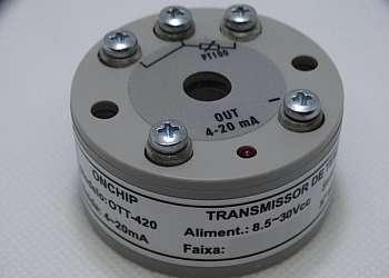 Fornecedor transmissor de temperatura