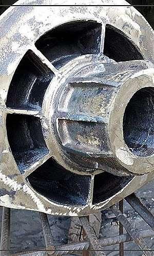 Fundição de metais não ferrosos SP