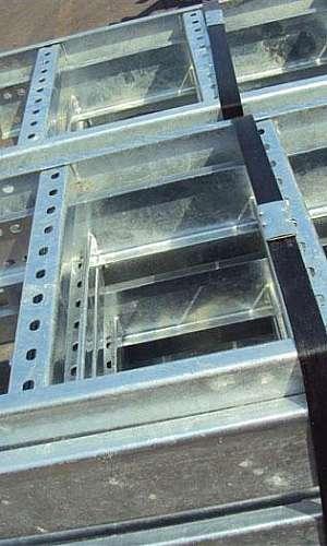 galvanização de metais