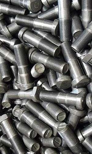 Galvanização zinco níquel
