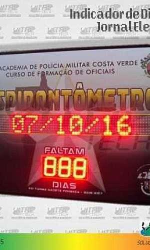 IND-0165 (INDICADOR DE DIAS COM JORNAL ELETRÔNICO)