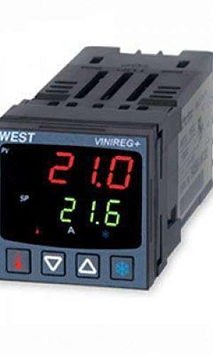 Indicador de temperatura digital