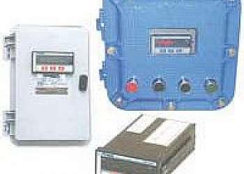 Indicador de temperatura microprocessado