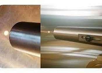 Medidor de camada de tinta a laser