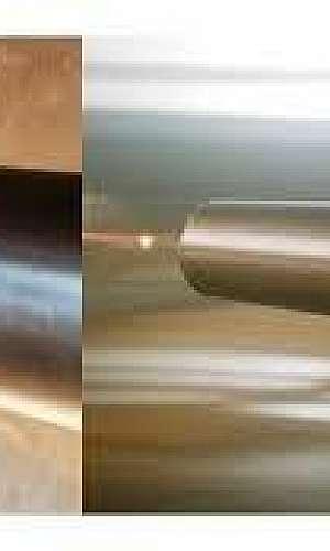 Medidor de espessura de tinta seca