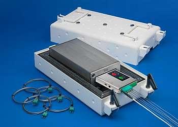 Distribuidor de medidor de temperatura a laser