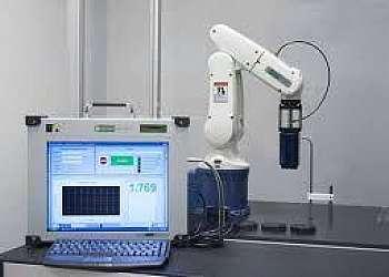 Medidor de temperatura infravermelho