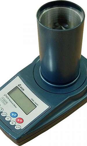 medidor de umidade de grãos