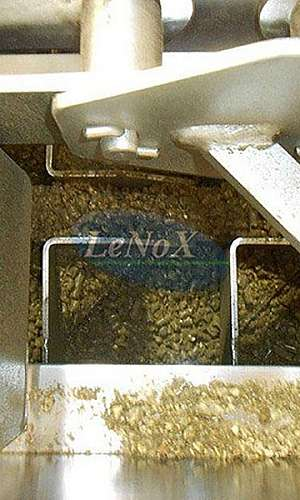 Medidor de umidade de pellets