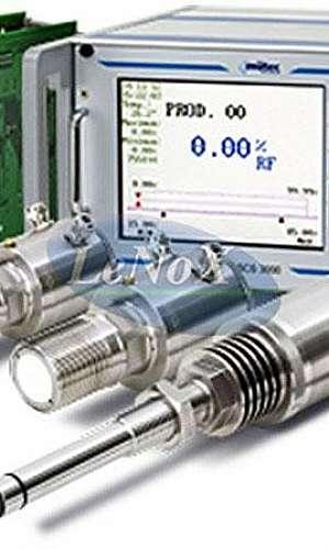 Medidor de umidade de sólidos