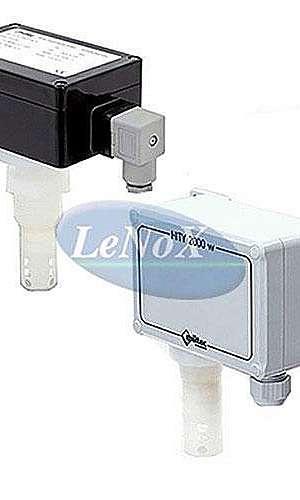 Medidor de umidade do ar