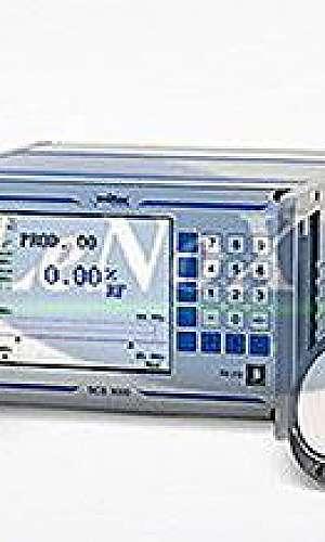 Medidor de umidade para carvão