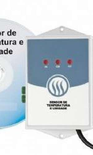 Monitor de temperatura para Data Center