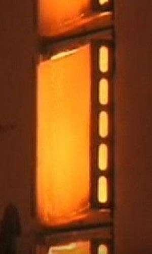 Queimador infravermelho a gás
