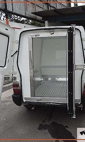 Refrigeração de van