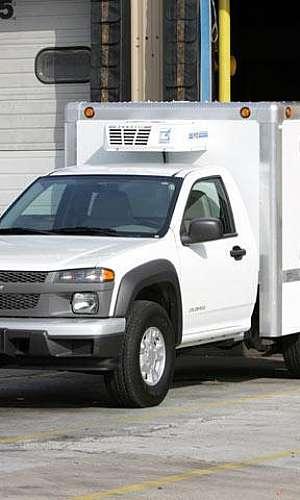 Refrigeração de vans