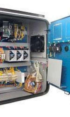 Sensor de temperatura e umidade para data center