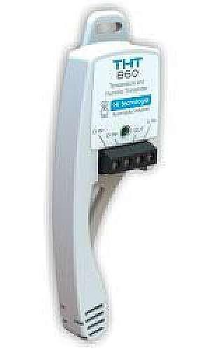 Sensor de temperatura e umidade