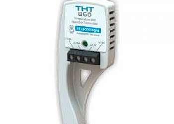 Cotar sensor de temperatura via rede