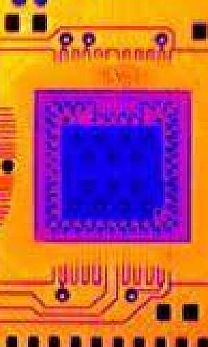 Termovisor infravermelho
