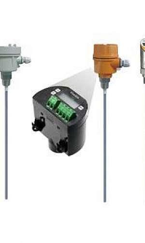 Transmissor de temperatura com indicação