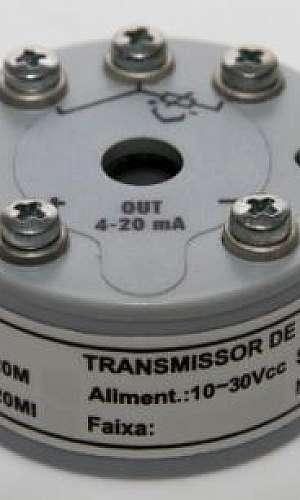 Transmissor de temperatura digital