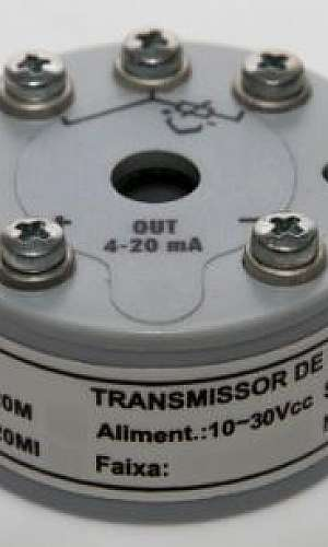 Transmissor de Temperatura termopar N