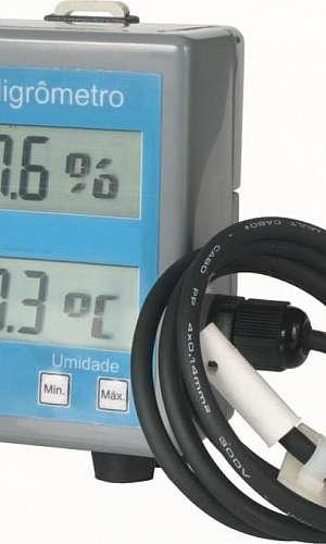 Transmissor indicador de temperatura