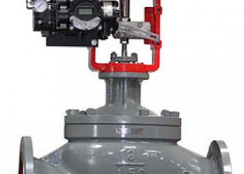 Controlador de temperatura industrial proporcional