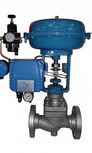 Válvula proporcional pneumática