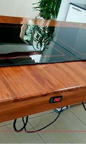 vidro termoelétrico com controlador digital